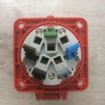 Розетка кабельная настенная 32А