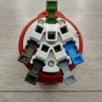 Розетка кабельная переносная 32A/400В/3P+E/IP 44