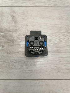 Розетка приборная Schuko (с) 16A/240В/IP54