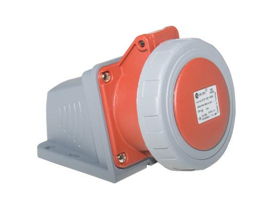 Розетка кабельная настенная 32А/400В/3P+N+E/IP 67 3108-307-1600