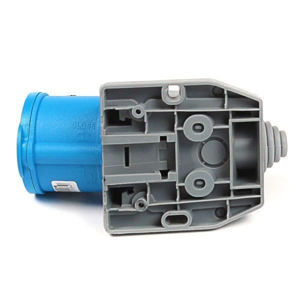 Розетка кабельная настенная 16A/250В/2P+E/IP 44