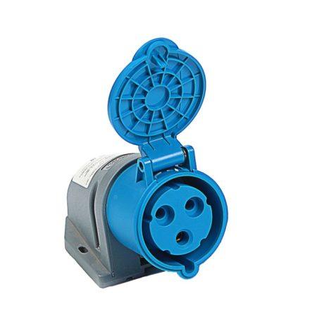 Розетка кабельная настенная 32A/250В/2P+E/IP 44 3124-307-0900