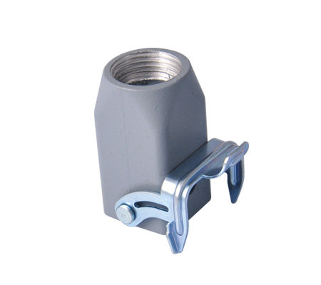 Корпус промышленного разъёма типа HDC 4х10А - 5х10А