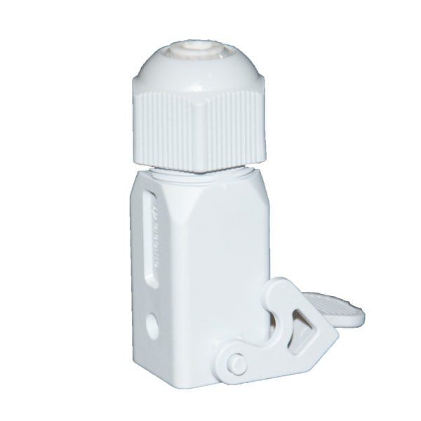 Корпус промышленного разъёма типа HDC 4х10А - 5х10А пластик